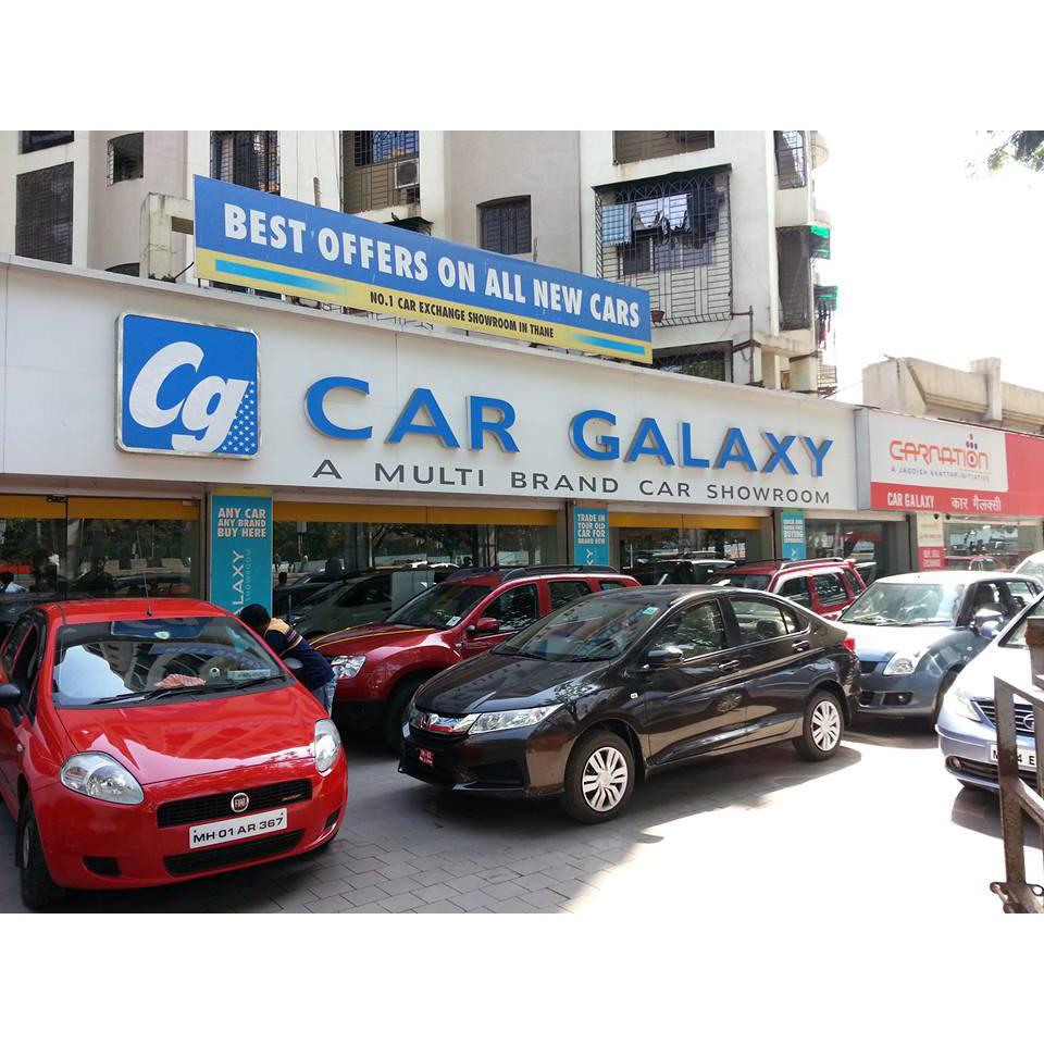 Car Galaxy Largest Multi Brand Car Showroom Thane Mumbai Best Deals